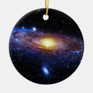Galaxy Unknown Christmas Ornament