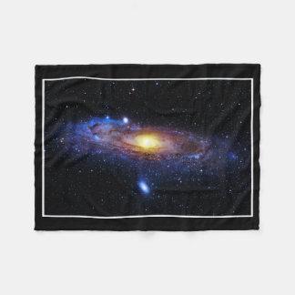 Galaxy Unknown Fleece Blanket