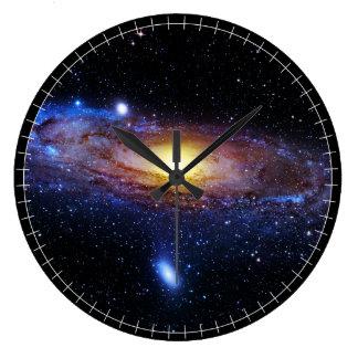 Galaxy Unknown Large Clock