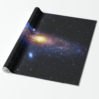 Galaxy Unknown Wrapping Paper