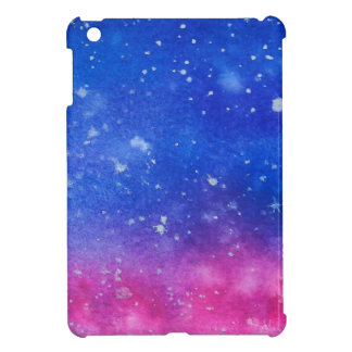 Galaxy Watercolour Case For The iPad Mini
