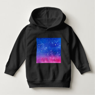 Galaxy Watercolour Hoodie