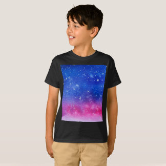 Galaxy Watercolour T-Shirt