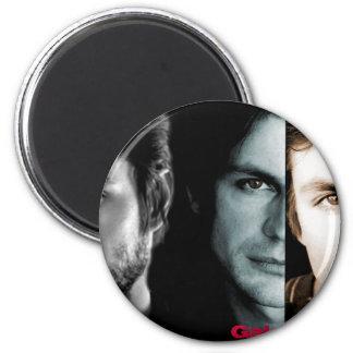 Gale Harold 10x14 6 Cm Round Magnet