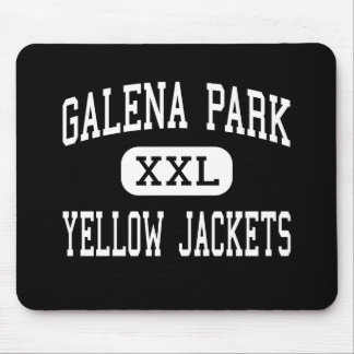 Galena Park - Yellow Jackets - High - Galena Park Mouse Pads