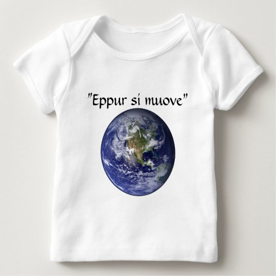 Galileo Baby T-Shirt