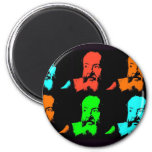 Galileo Collage Fridge Magnet