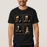 Galileo Figaro T-shirts