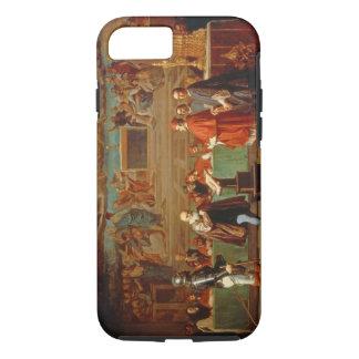 Galileo Galilei (1564-1642) before members of the iPhone 8/7 Case