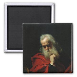 Galileo Galilei  1858 Magnet