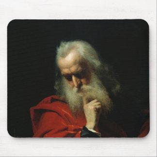 Galileo Galilei  1858 Mouse Mat
