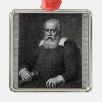Galileo Galilei Christmas Ornament
