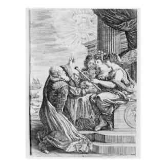 Galileo Galilei Postcard