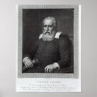 Galileo Galilei Print