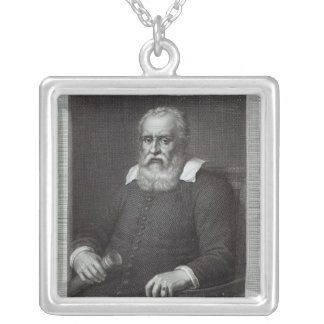 Galileo Galilei Silver Plated Necklace