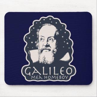 Galileo Mea Homeboy Mouse Pad