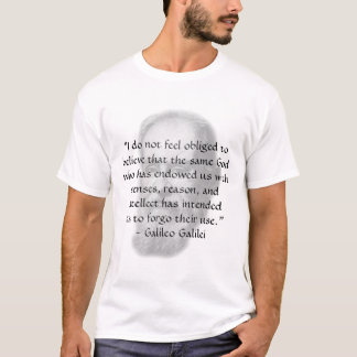 "Galileo ""Reason"" T-Shirt"