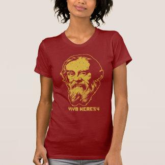 "Galileo ""Viva Heresy"" Shirt"