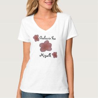 Galiwin'ku Miyalk Design (Frangipani) T-Shirt