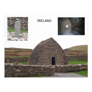 Gallarus Oratory, Kerry, Ireland Postcard