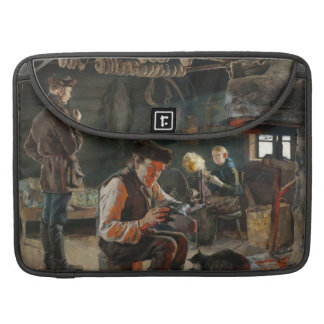 Gallen-Kallela's Allmogelif MacBook sleeves