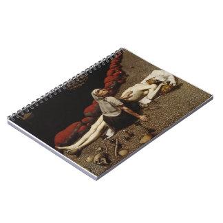 Gallen-Kallela's Lemminkäinen's Mother notebook