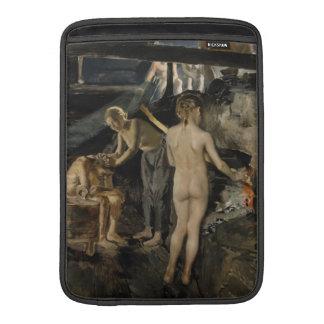 """Gallen-Kallela's Sauna 13"""" MacBook sleeve"""