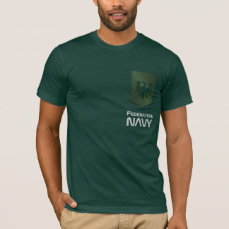 Gallente Navy T-Shirt