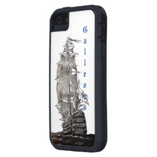 Galleon Pen and Ink Tough Xtreme iPhone 5 case