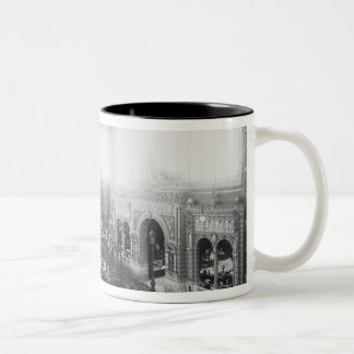 Gallery of the Various Industries Two-Tone Coffee Mug