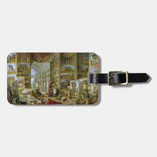 Gallery of Views of Ancient Rome, 1758 Luggage Tag