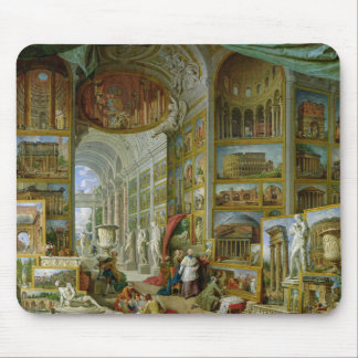 Gallery of Views of Ancient Rome, 1758 Mouse Mat