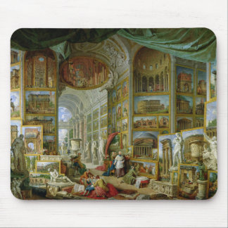 Gallery of Views of Ancient Rome, 1758 Mouse Pad