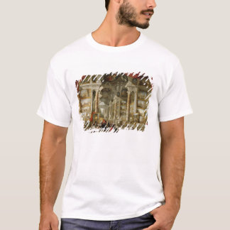 Gallery with Views of Modern Rome, 1759 T-Shirt