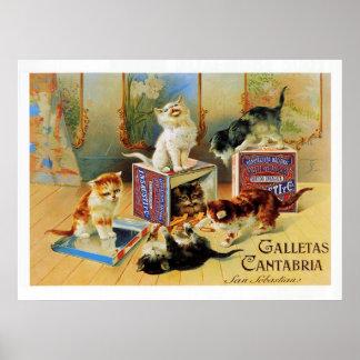 Galletas Cantabria Poster