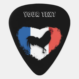 Gallic Rooster Guitar Pick