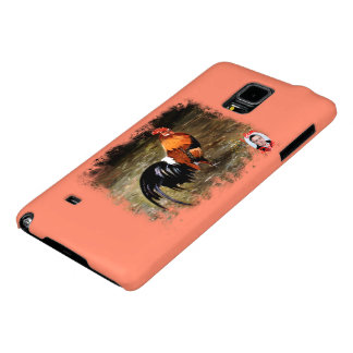 Gallic rooster//Rooster Galaxy Note 4 Case