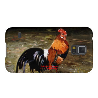 Gallic rooster//Rooster Galaxy S5 Cases