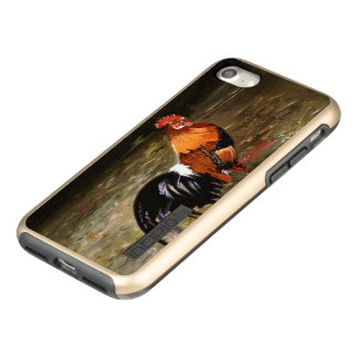 Gallic rooster//Rooster Incipio DualPro Shine iPhone 8/7 Case
