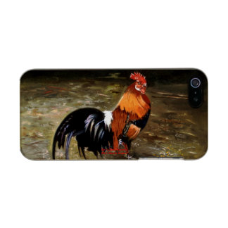 Gallic rooster//Rooster Incipio Feather® Shine iPhone 5 Case