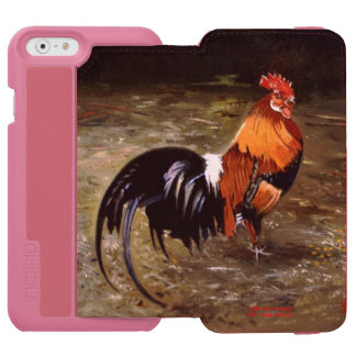 Gallic rooster//Rooster Incipio Watson™ iPhone 6 Wallet Case