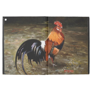 "Gallic rooster//Rooster iPad Pro 12.9"" Case"
