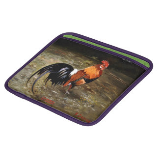 Gallic rooster//Rooster iPad Sleeve