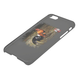 Gallic rooster//Rooster iPhone 7 Case