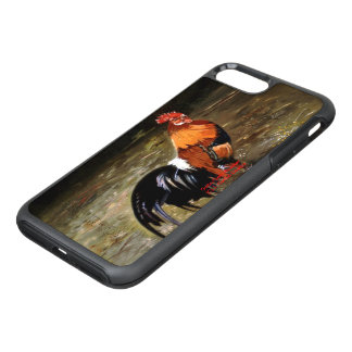 Gallic rooster//Rooster OtterBox Symmetry iPhone 8 Plus/7 Plus Case