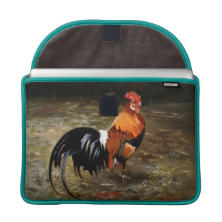 Gallic rooster//Rooster Sleeves For MacBook Pro