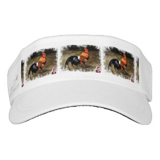 Gallic rooster//Rooster Visor