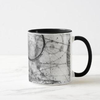 Gallifreyan Geometry Mug