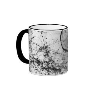Gallifreyan Geometry Ringer Coffee Mug