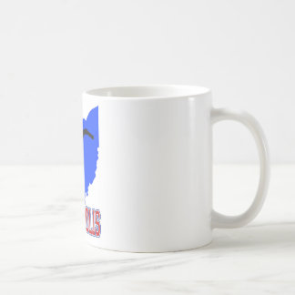 Gallipolis Classic White Coffee Mug